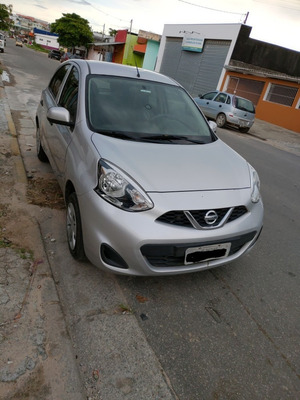 Nissan New March Perfeito
