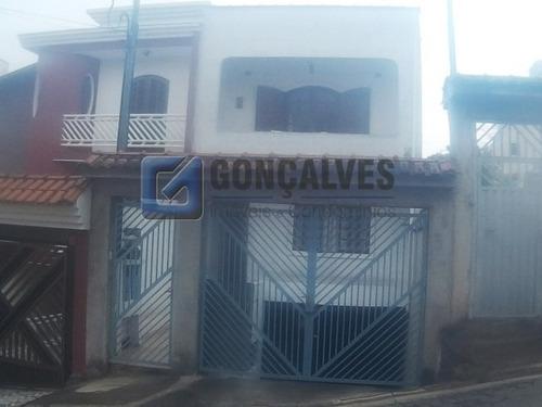 Venda Sobrados Santo Andre Vila Humaita Ref: 137164 - 1033-1-137164