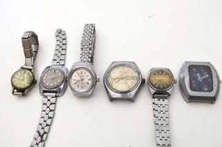Relojes A Cuerda P/reparar Britix/orient Oportunidad!
