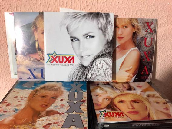 Cd- Coleção Xou Da Xuxa - Box Com 8 Cds