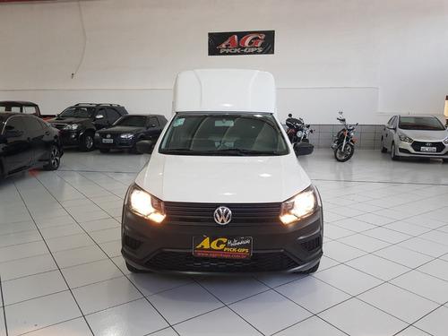 Volkswagen Saveiro Robust 2020 Capota De Fibra Só 15.000 Kms