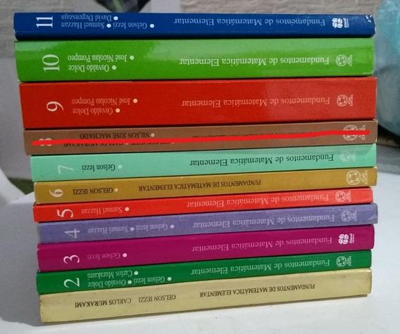 Fundamentos De Matemática Elementar 10 Volumes
