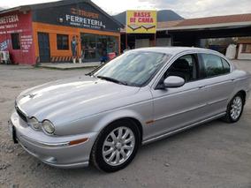 Jaguar X-type 4p Sport Aut V6 2002