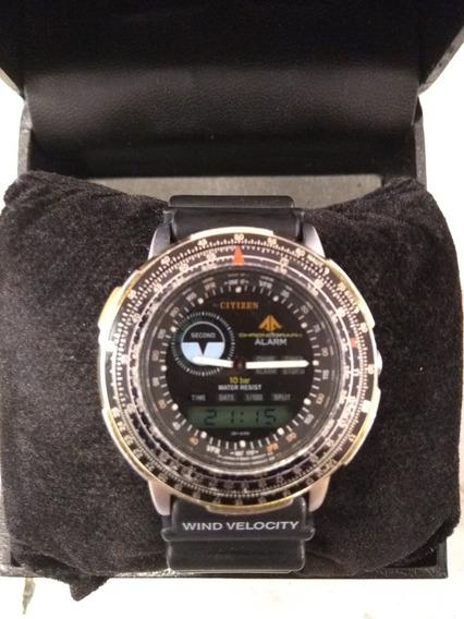Relógio Citizen Original Wigman 8945 Série Ouro , Impecável.