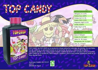 Top Candy - Potenciador De Floración