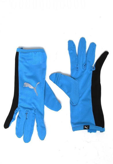 Guantes Puma Mujer Azul Faas Performance Gloves 04085702