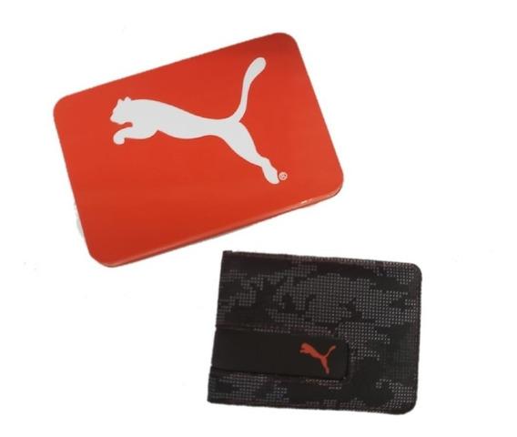 Carteira Masculina Puma Importada Original
