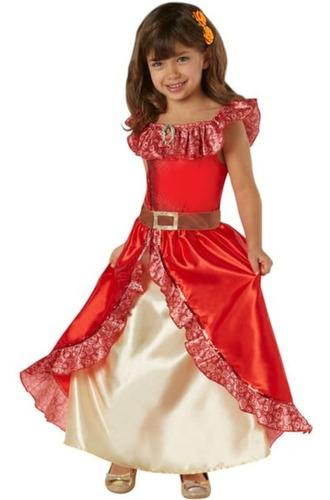 Disfraz, Vestido De Elena De Avalor