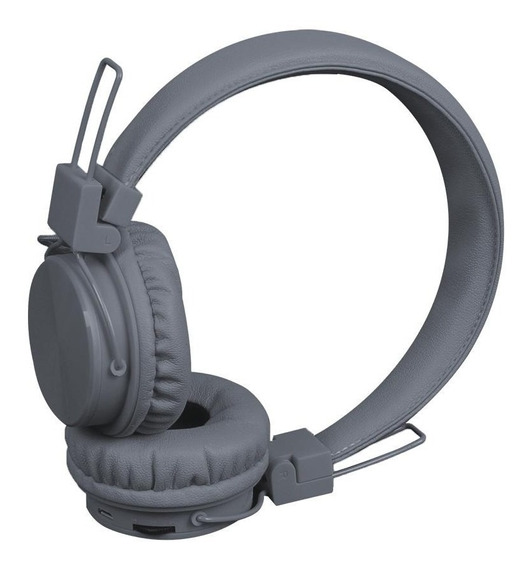 Fone De Ouvido Bluetooth Kimaster K3 Cinza Headphone