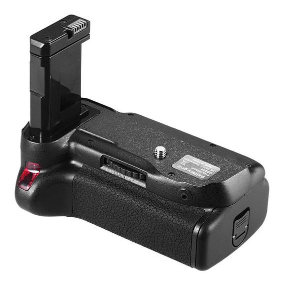 Suporte Vertical Para Punho De Bateria Para Nikon D5500