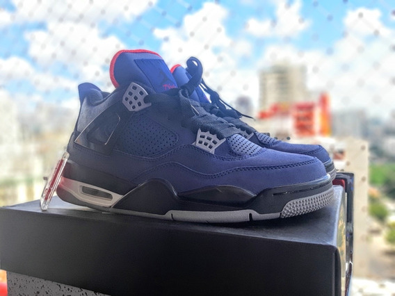 Air Jordan 4 Winterized Loyal Blue