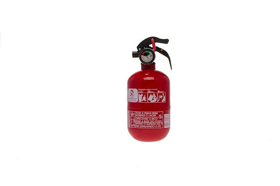 Extintor De Incendio Univ. Opala/chevette/camaro 93338388 Gm