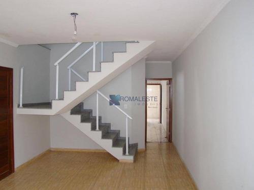 Sobrado Com 3 Dormitórios À Venda, 248 M² Por R$ 570.000,00 - Vila Industrial - São Paulo/sp - So0326