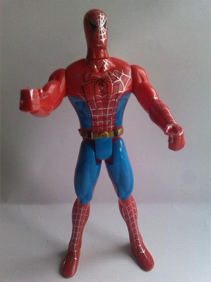 Muñeco Spiderman Vengadores 15 Ctms Juguete Oferta Niños
