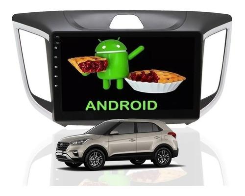 Central Multimídia Creta Pcd 2020 2021 Android - Wifi Gps