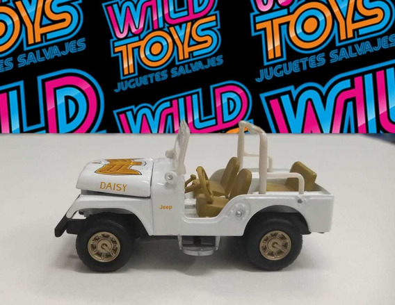 Johnny Lightning Dukes De Hazzar Jeep Daisy Wildtoys2020