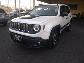 Jeep Renegade Sport 1.8 Branco 2016 Ipva 2019 Gratís