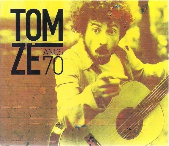 Tom Zé - Anos 70 ( Box, 4 Cds, 2017 )