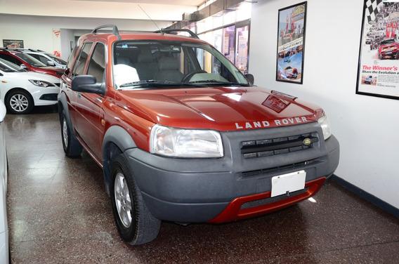 Land Rover Freelander Td4 | 2001