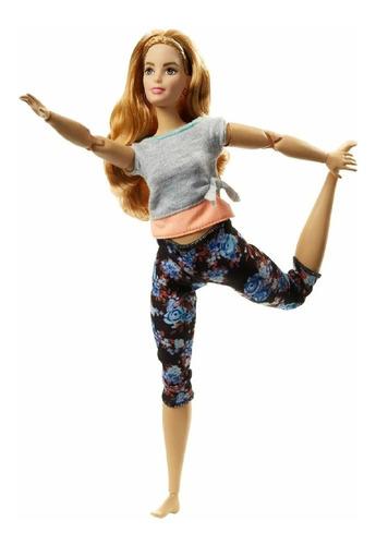 Barbie Movimientos Divertidos