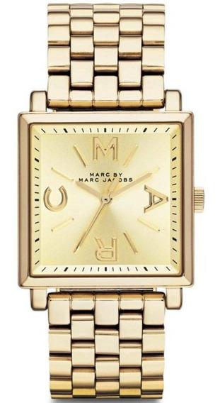 Relógio Feminino Marc By Marc Jacobs Modelo Mbm3259 - Nf