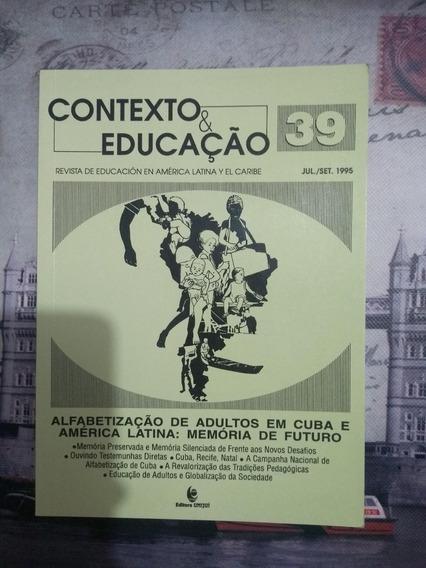 Livro: Alfabetização De Adultos Em Cuba E América Latina