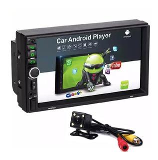 Radio Multimedia 7 Gps Wifi Bluetooth Android