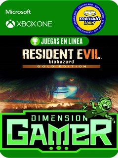 Resident Evil 7 Gold Edition - Xbox One - Online/offline