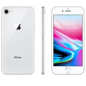 iPhone 8 Prata 4,7 , 4g, 64 Gb, 12 Mp - Mq6h2br/a