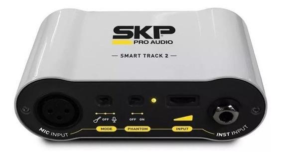 Interface De Áudio Skp Smart Track 2