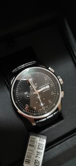 Relógio Hamilton Jazzmaster Maestro H32716839 Perfeito.