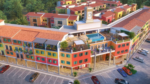 Nuevo E Innovador Proyecto En Bavaro
