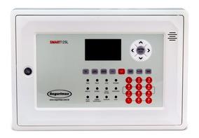 Central Alarme Incêndio Endereçável Segurimax Smart 125l