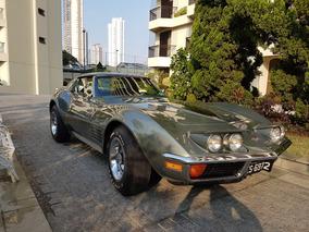Corvette 72 Manual Magnífica Completa * Tudo Novo N/ Mustang
