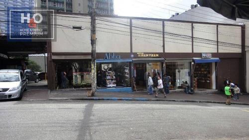 Imagem 1 de 3 de Loja Para Alugar, 18 M² - Sé - São Paulo/sp - Lo0111