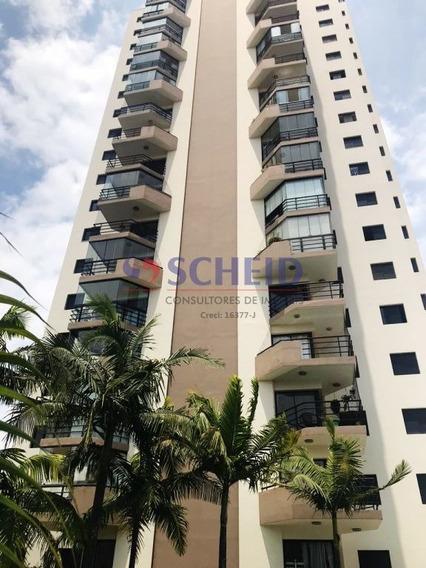 Apartamento 3 Dormitórios , 1 Suíte , 2 Vagas Na Vila Mascote ! - Mc7568