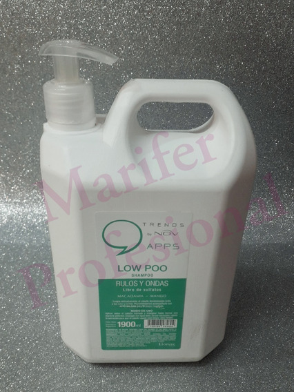 Shampoo Apps Low Poo By Nov