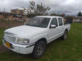 Vendo Motivo Viaje Camioneta Mazda B-2600 Doble Cabina 4x4