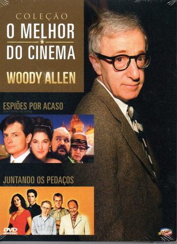 Dvd O Melhor Do Cinema Woody Allen Classicline Bonellihq N20