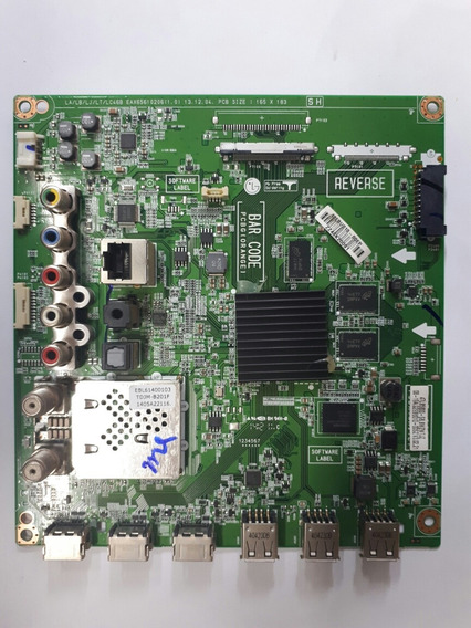 Placa Principal Lg 47lb5800 Eax65610206