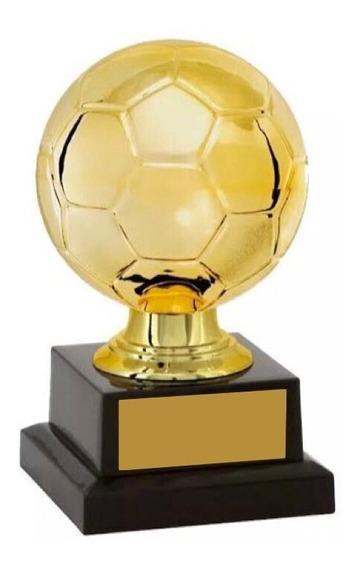 Troféu Bola De Ouro Pequeno