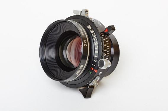 Lente Grande Formato Schneider Symmar-s 150mm F5.6 4x5