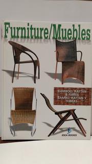 Muebles Bambu, Ratan Y Fibras - Nuevo!!!!