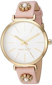 Nine West   Reloj Mujer   Nw/2202svpk   Original