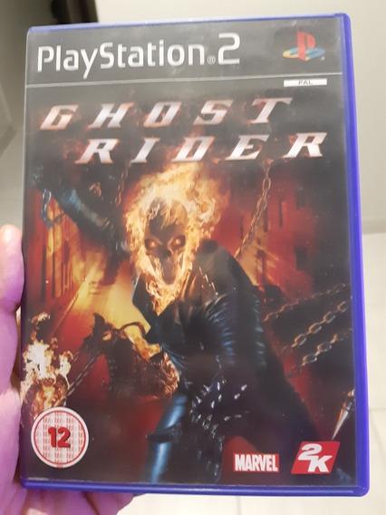 Ghost Rider Original Ps2 Europeu Pal
