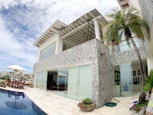 Cad Villa Tierra - Real Diamante Alberca Y Vista Al Mar