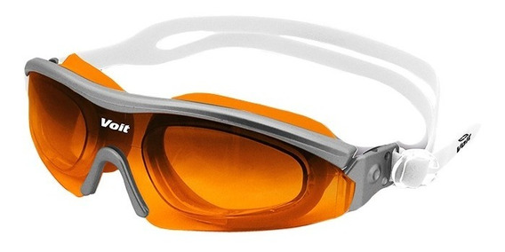 Goggles Natación Turbo G390ac Unitalla Naranja 78782 Voit