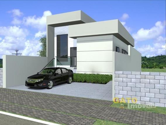 Casa Para Venda Em Cajamar, Portais (polvilho), 2 Dormitórios, 1 Suíte, 2 Banheiros, 2 Vagas - 19371_1-1348845