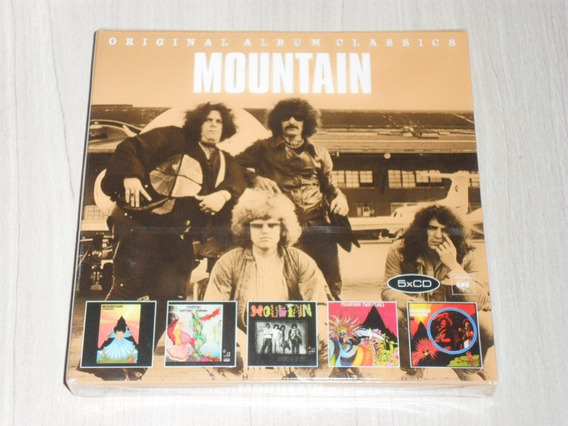 Box Mountain - Original Album Classics (5 Cd