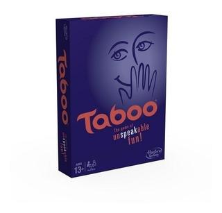 Taboo Juego De Mesa Original Hasbro